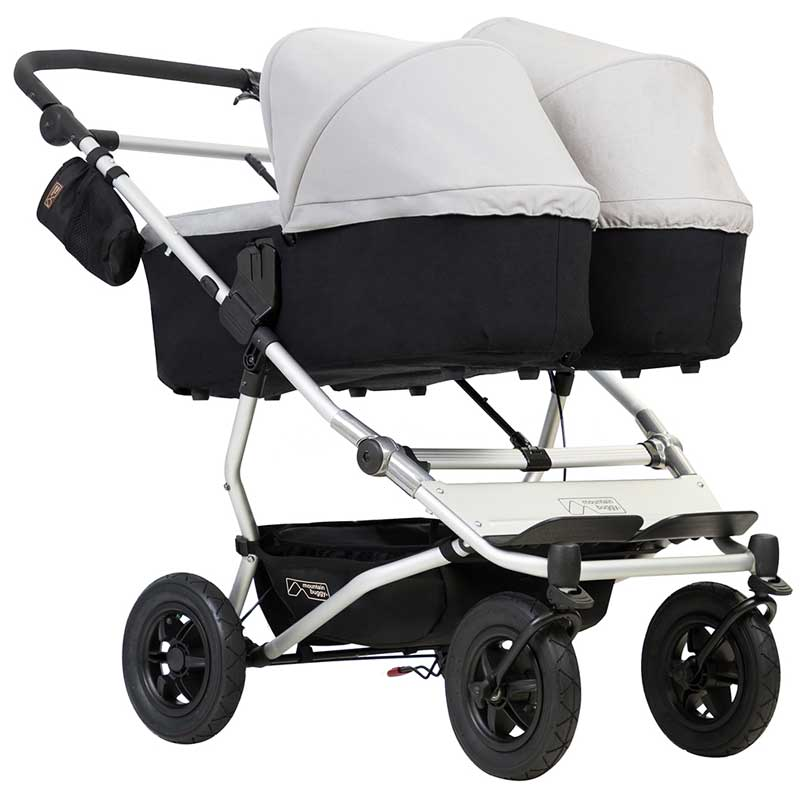 Double Stroller Mountain Buggy Mountain Buggy Duet V3 Twin Stroller Buy Online