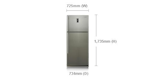 Samsung Refrigerator RT54FBPN Price in Pakistan 540L Medium Large