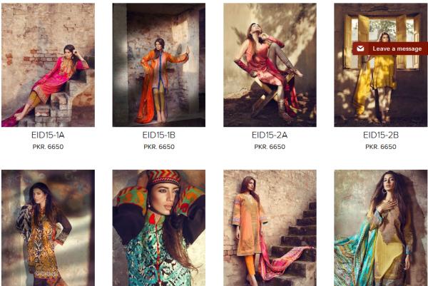 Sana Safinaz Branded Ladies Kurta Design Price 2016 and Trends in Pakistan Spring/Summer
