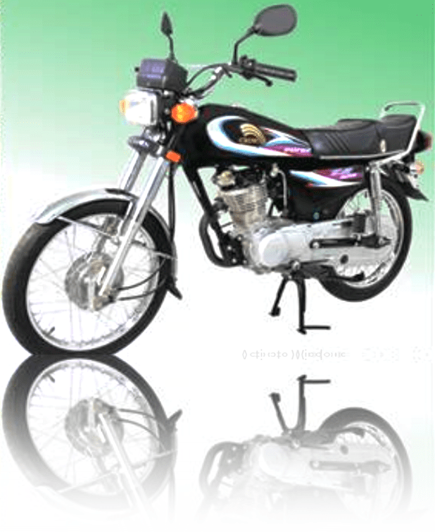 Crown CR 125 Euro II Price & Specs In Pakistan Images Features Reviews