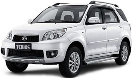 Daihatsu Terios 4x2 Automatic Specifications Price Features Images & Colors In Pakistan