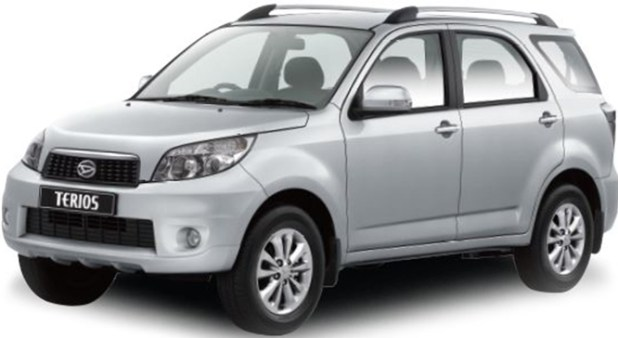 Daihatsu Terios 4x4 Price Color Mileage Specs & Features In Pakistan