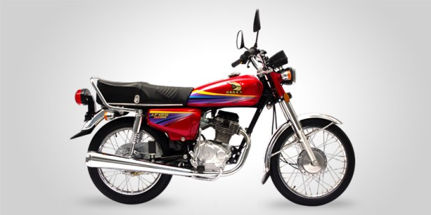 Osaka AF 125cc Bike Price & Specifications In Pakistan Features Colors