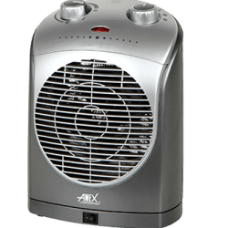 ANEX AG-3034 FAN HEATER Price In Pakistan Specifications Features Watts Power