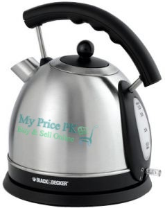 Black & Decker DK35 Kettle Price & Specifications In Pakistan Features Reviews