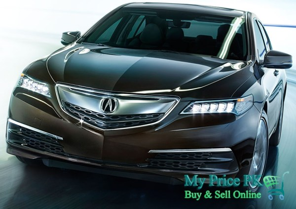 Imported Acura TLX Car in Pakistan Price New Models Shapes Specifications Pictures