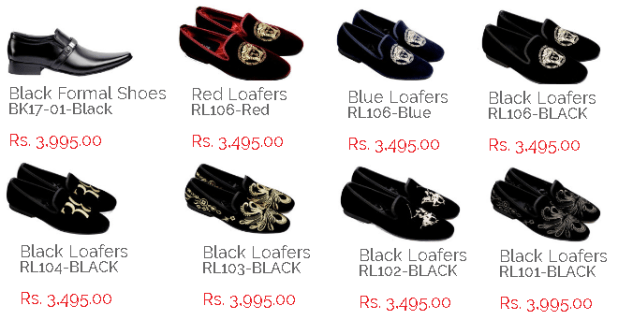 Gents Shoes For Summer Collections By Brand City Casual New Designs With Price