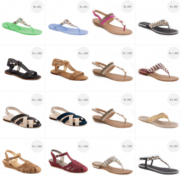 Latest Summer Shoes For Ladies By Servis Sandals and Slipper Price In Pakistan Deals Offers