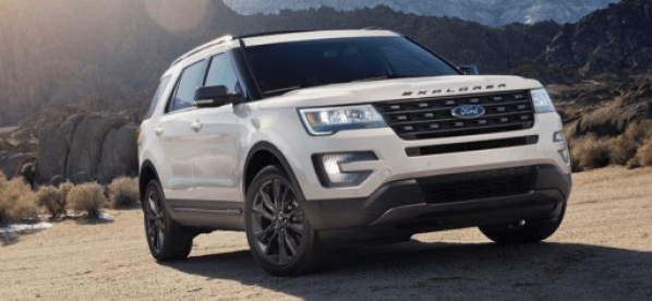 Ford Explorer New Model 2017 Car Price Review Specs Release Date Features