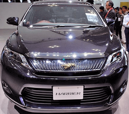 Toyota Harrier Hybrid Car New Model 2017 with Price and Specification in Pakistan Features Shape Pictures