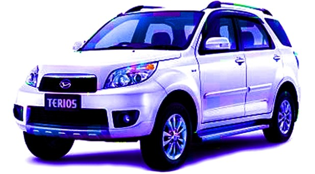 Forthcoming 2017 Model Daihatsu Terios 4x2 Automatic Redesign New Shape Price In India and Pakistan