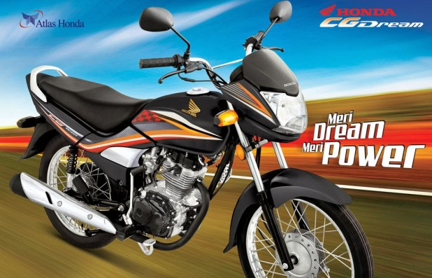 Honda CG Dream 125 Euro II Forthcoming Model 2017 Features Specifications and Price In Pakistan India