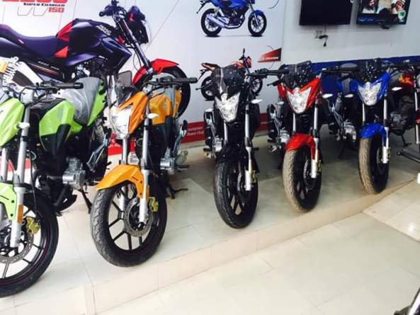 Road Prince New Shape WeGo 2017 Model 150cc Bike In Five Different Colors Price