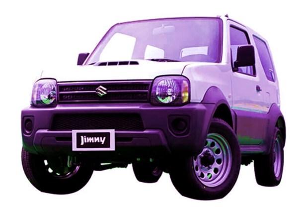 Upcoming Suzuki Jimny JLDX Model 2017 Colors Top Speed Price In UK Canada Pakistan