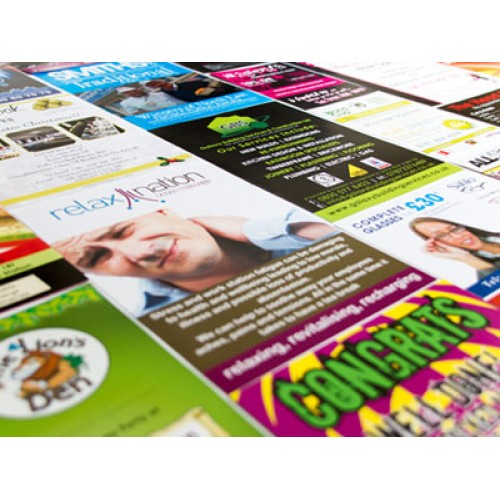 Custom Leaflet Printing and Designing UK Myprints