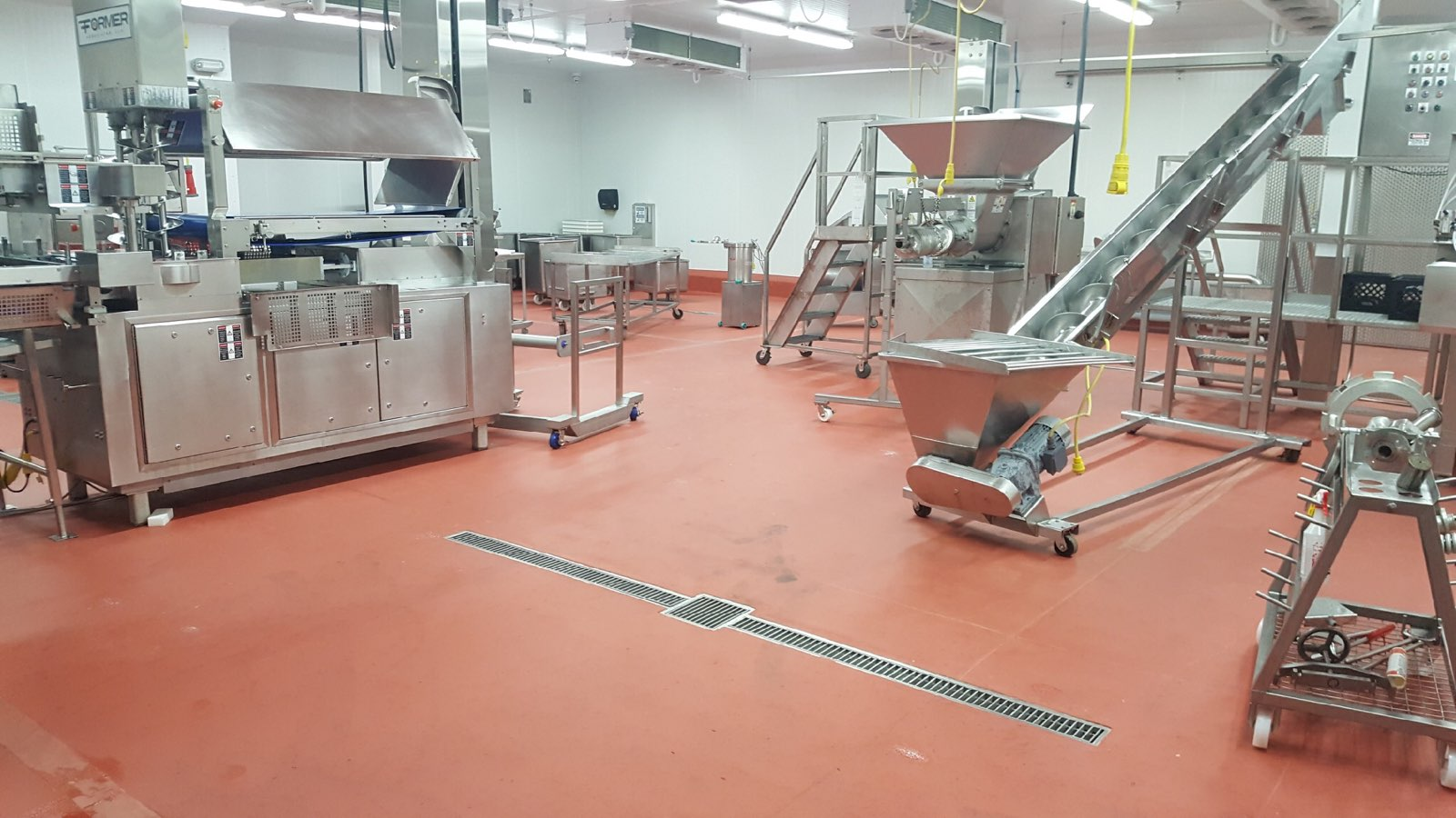 Hygienic Flooring The Role Of Floor Coatings In Keeping Food Safe Process Expo 2021