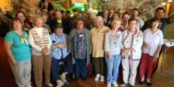 Sociable Seniors Group Produces Laughter and Friendship