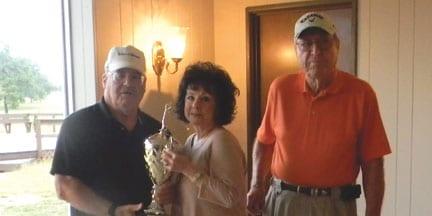 Evans Winner of Inaugural Jim Richardson Memorial Cup