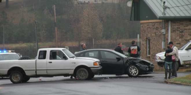 Two-Vehicle Accident Occurs on Janssen