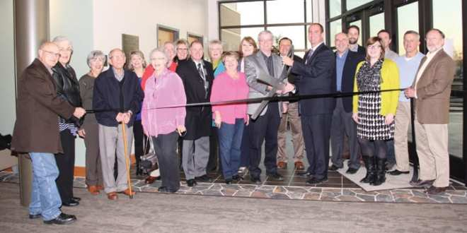 Ribbon Cutting Held for RMCC's New Ouachita Center