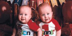 Happy Birthday Gunner & Grayson