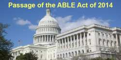 State Passage of Bill Could Give Tax Benefits to Families with Disabled Children