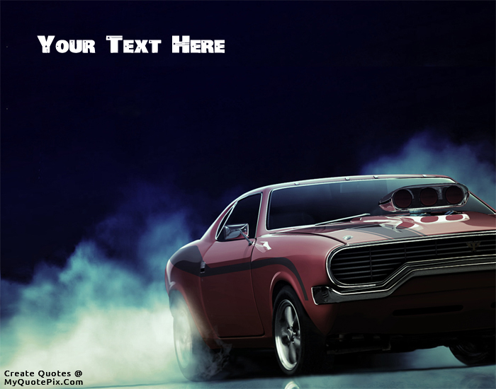 quote design maker american muscle car quotes car quote