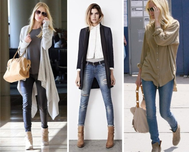 Ways To Wear Ankle Booties