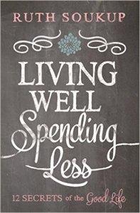 living weell spending less