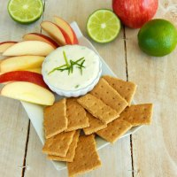Creamy Key Lime Pie Dip