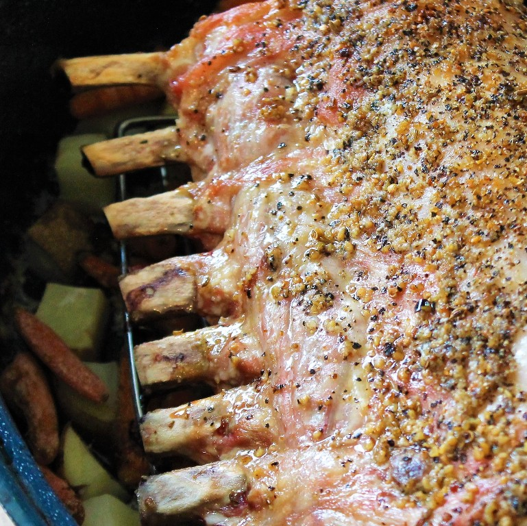 Oven Roasted Rack Of Pork My Recipe Reviews