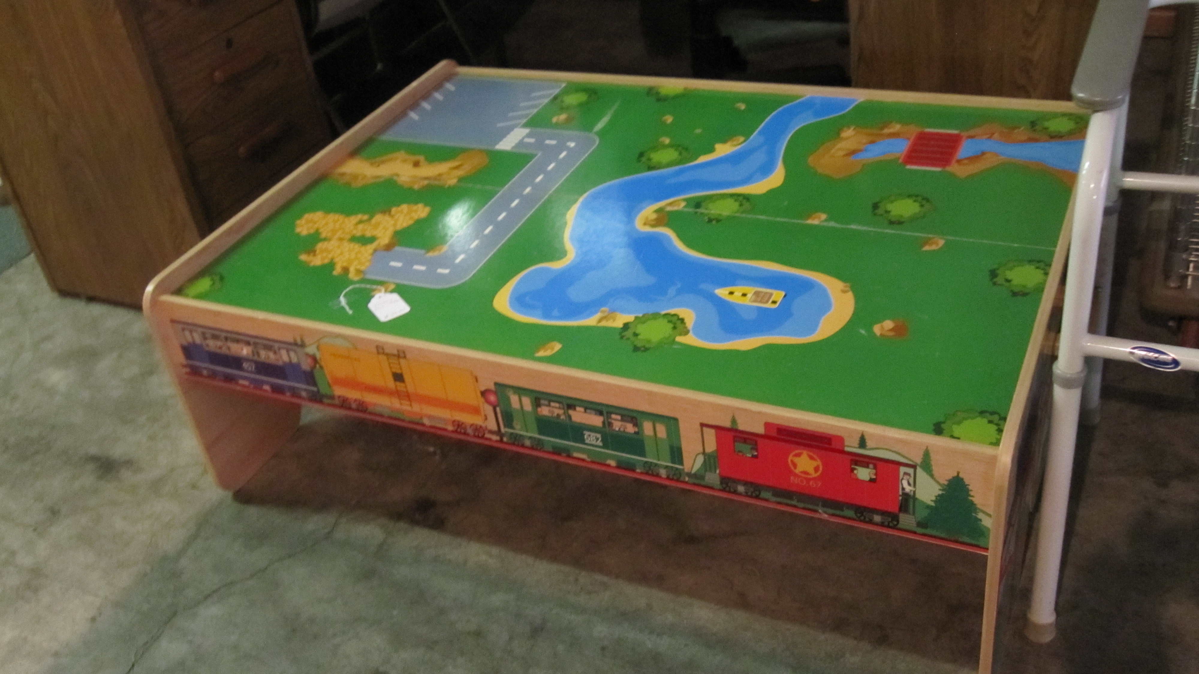 Fullsize Of Thomas The Train Table