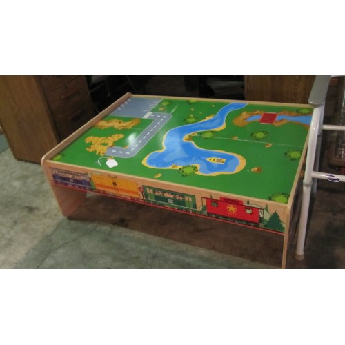Medium Crop Of Thomas The Train Table
