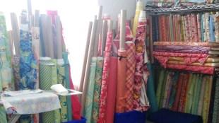 the fabric corner horizontal