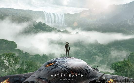 "Danger is very real. But fear is a choice."" After Earth"