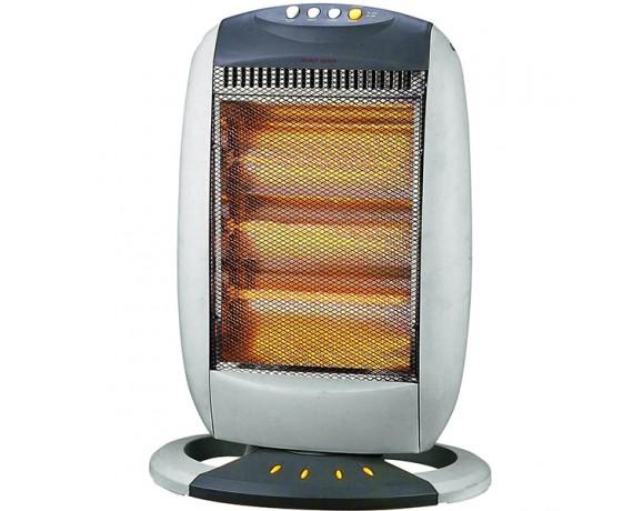 Myria Myhg120e Halogen Heater 3 Power Settings 1200w