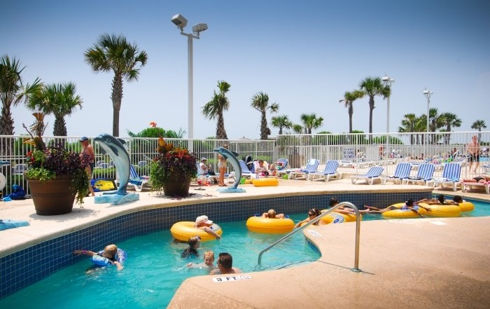 Hotels In Myrtle Beach With Water Slides Water Park