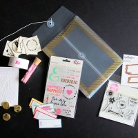 Under Inspection: Pinkfresh Studio Embellishment Kit