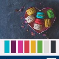 Color Formula 24: Color Love – a Crafty Color Palette