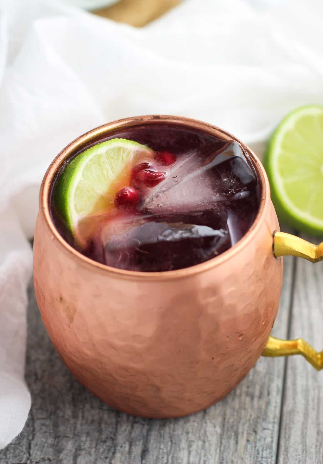 Pomegranate Pics Pomegranate Moscow Mule