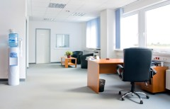 Photo of office appears courtesy of Shutterstock
