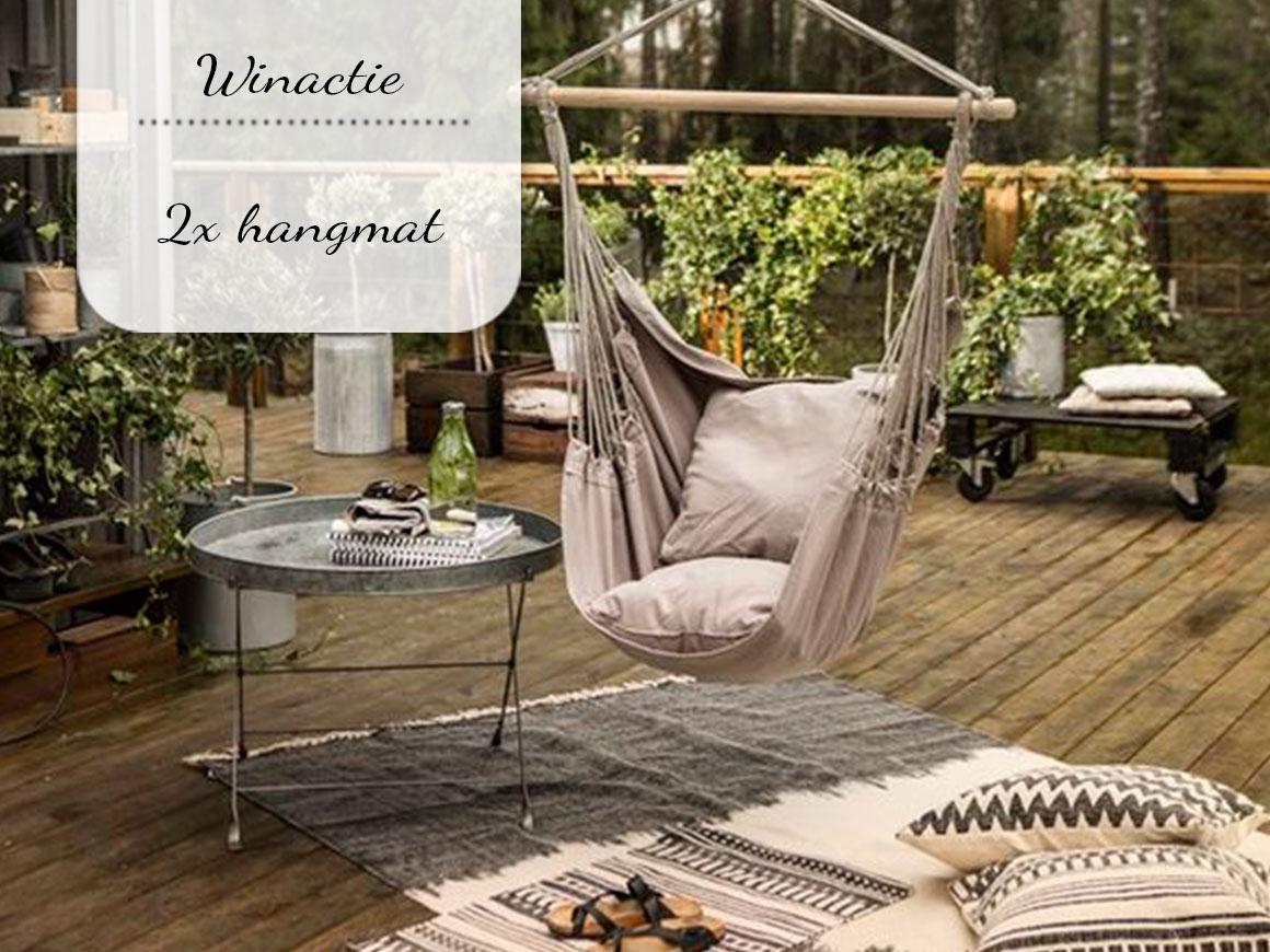 Hangmat Op Balkon : Hangmat balkon hangmat single currambera luilak hangmatten en