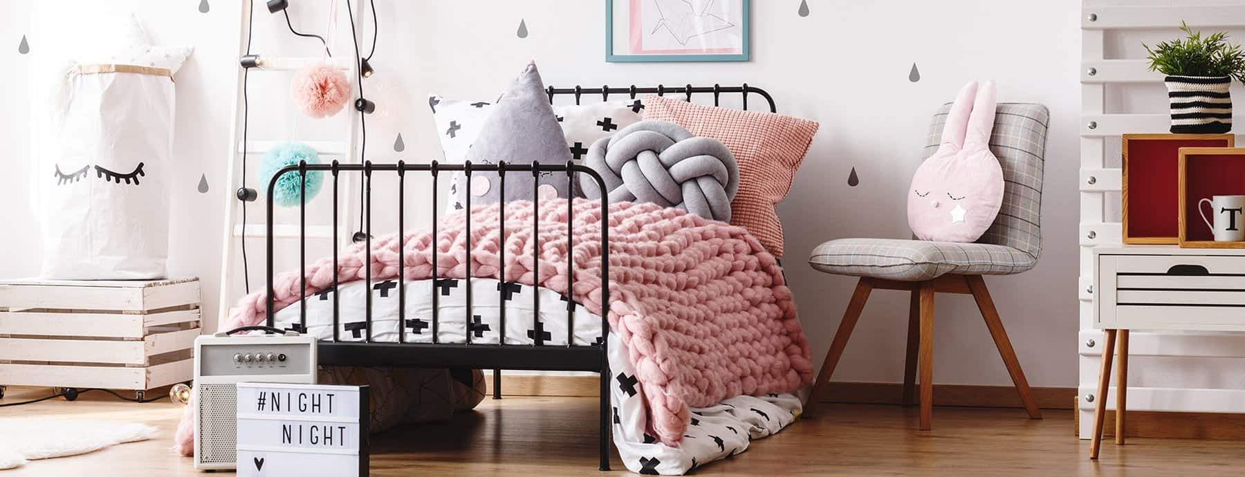 The Best Girl Bedroom Ideas Nursery Kid S Room Décor Ideas My Sleepy Monkey