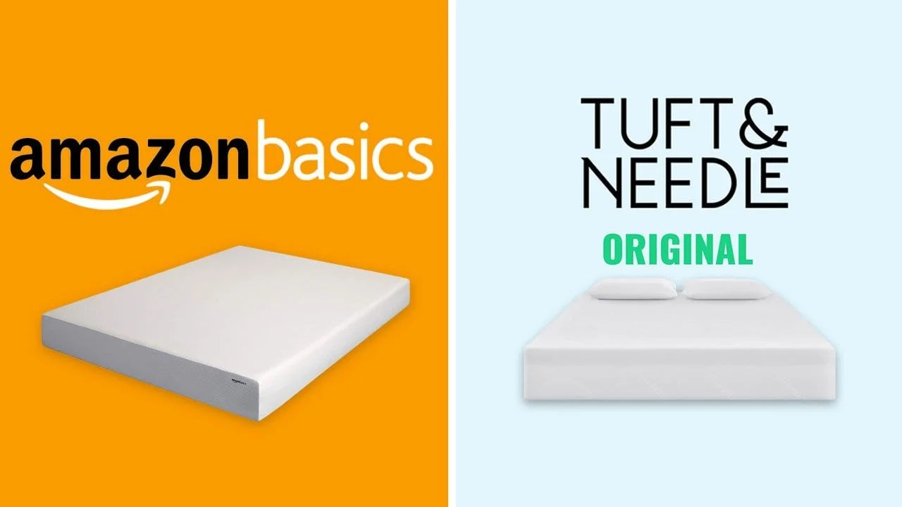 Dura Beds Mattress Amazonbasics Vs Tuft Needle Mattress Review Guide