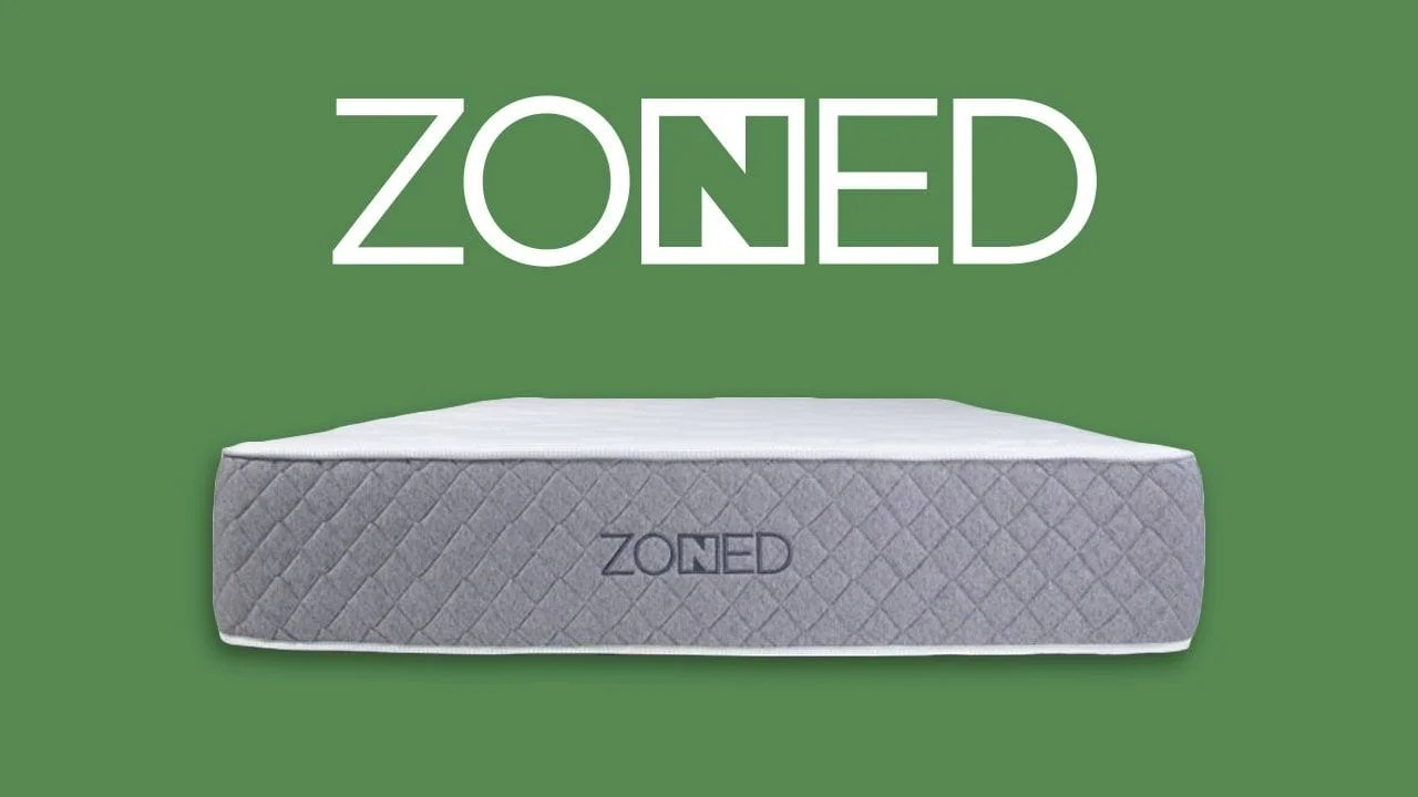 Land Of Beds Reviews Zoned Mattress Review Balanced Support Comfort 2019