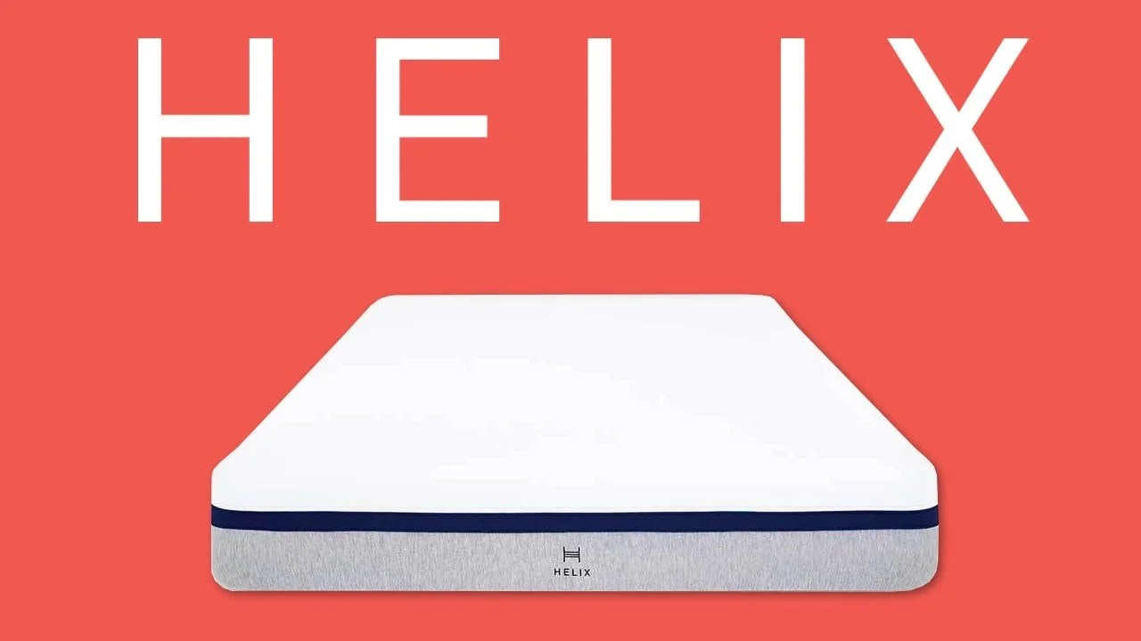 Firmest Mattresses On The Market Helix Mattress Review Best Custom Bed 2019 Update