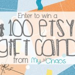 Enter to Win a $100 Etsy Gift Card