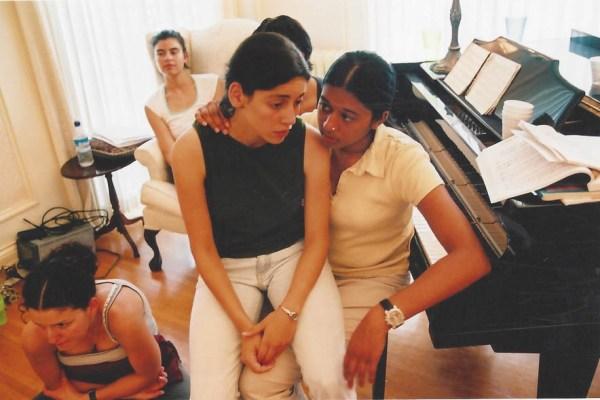 Muna and Swati