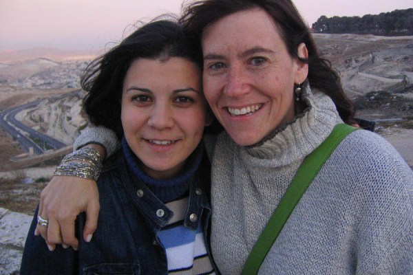 Razan and Lisa