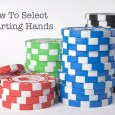 Select Starting Hands in No-Limit Hold'em